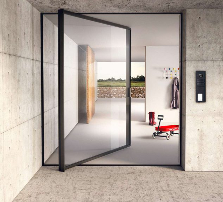 Vertical Pivot Doors Inida