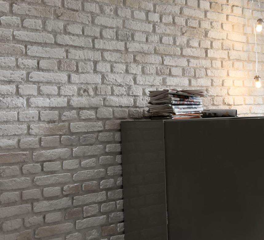 bricks wall cladding