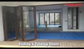 Sliding & Folding Doors uPVC